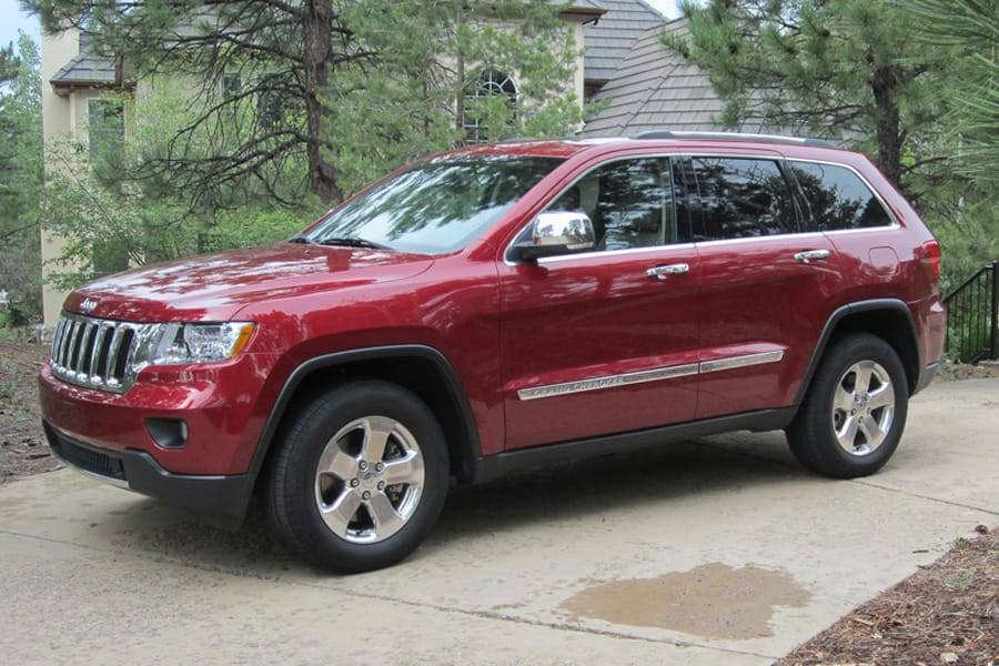 Our view: 2013 Jeep Grand Cherokee