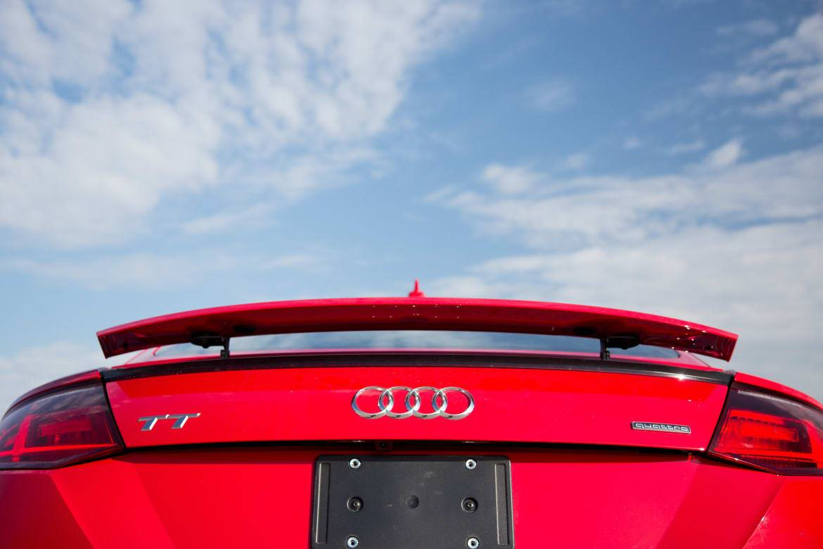 Audi To Zap Current Tt For Something Tt Totally Different News Cars Com