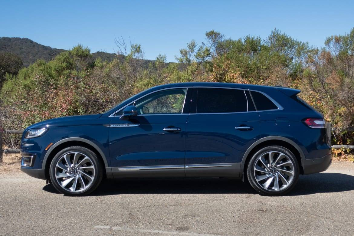 2019 Lincoln Nautilus 9 Things We Like And 4 We Don T News