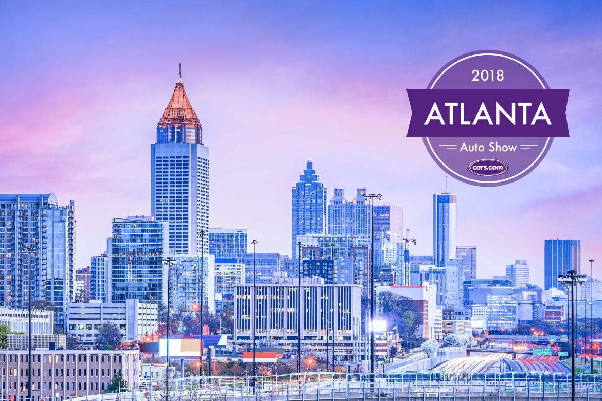 2018 Atlanta Auto Show: 5 Things You Can't Miss