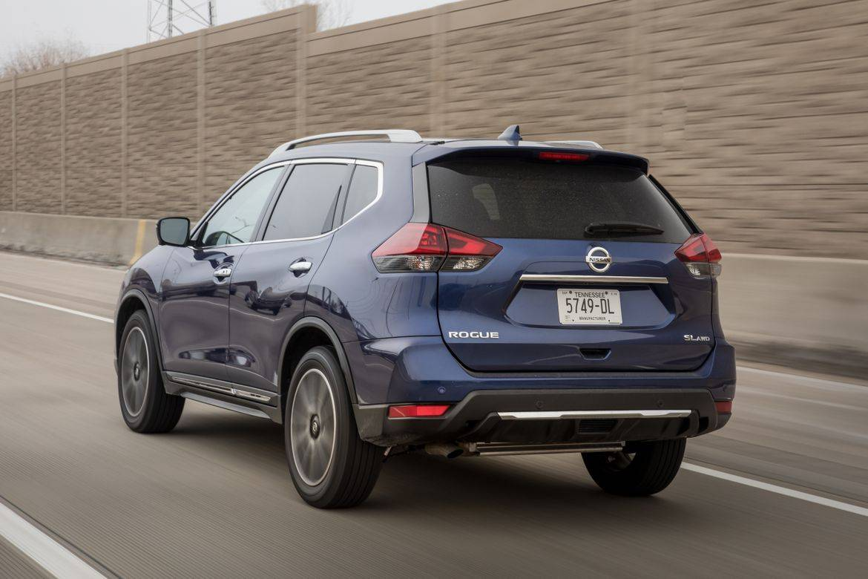 2019 Nissan Rogue 10 Things We Like 5 Things We Don T News Cars Com