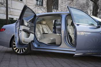Which Cars Have Suicide Doors?