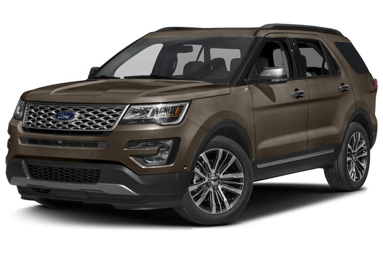 Recall Alert: 2016 Ford F-150, 2016 Ford Explorer