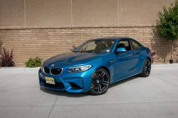 Our view: 2016 BMW M2