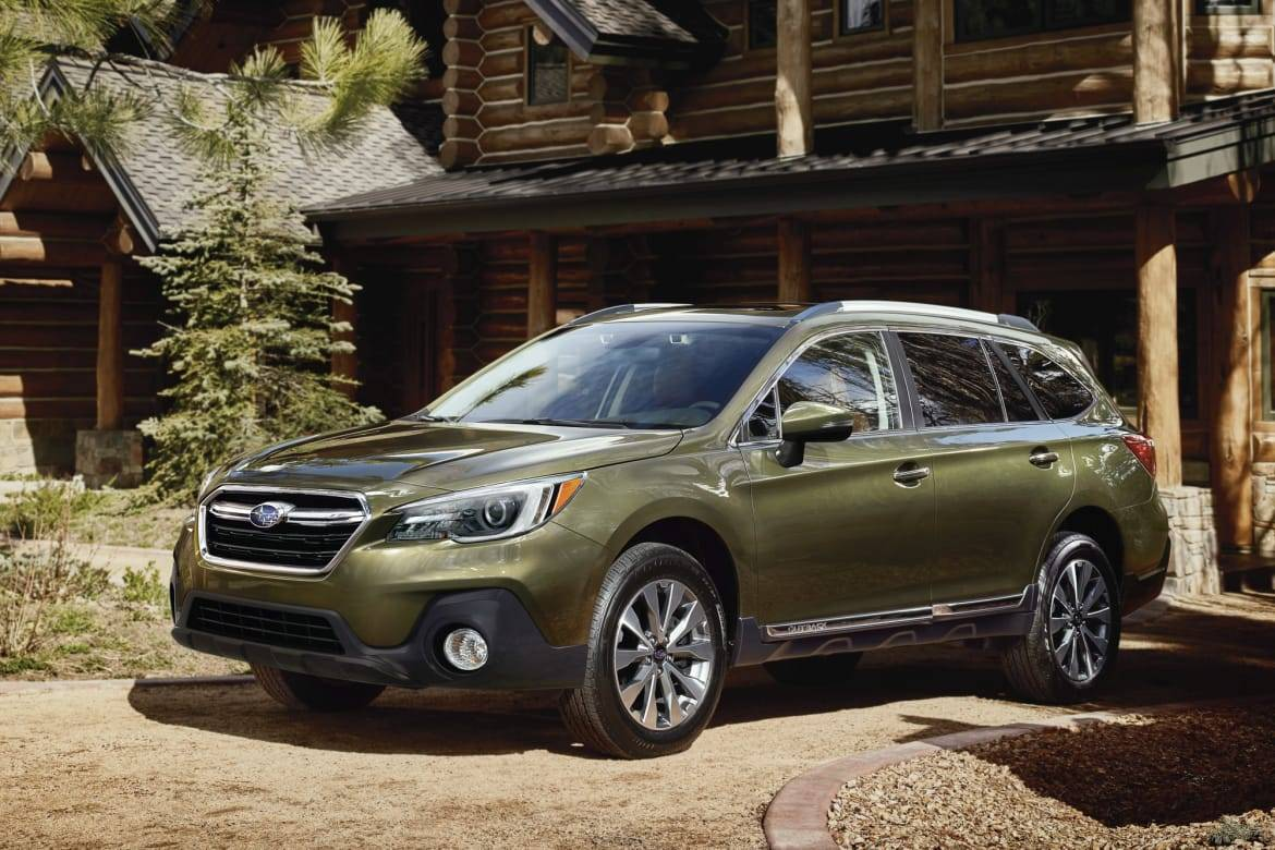 2019 Subaru Outback Costs More Up Front But You Get More All Around News Cars Com
