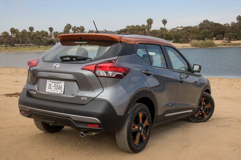 2018 Nissan Kicks First Drive A Non Suv That S Big On Utility News Cars Com