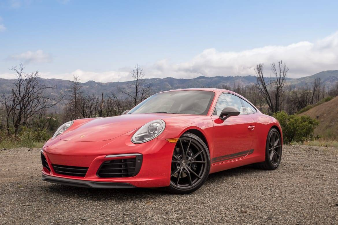 2018 Porsche 911 Carrera T First Drive: It's a Two-Faced Sports Car