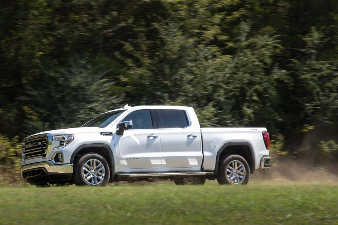 2019 Gmc Sierra 1500 7 Things We Like And 4 Not So Much News Cars Com