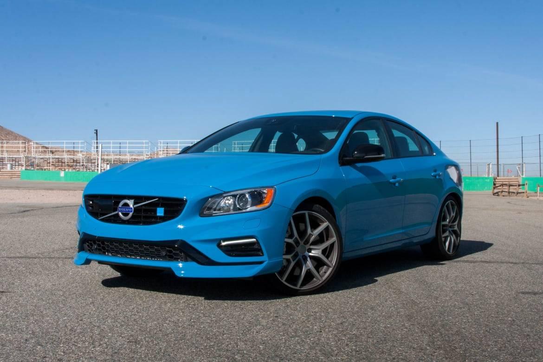 2016 Volvo S60 Polestar Review Photo Gallery News Cars Com