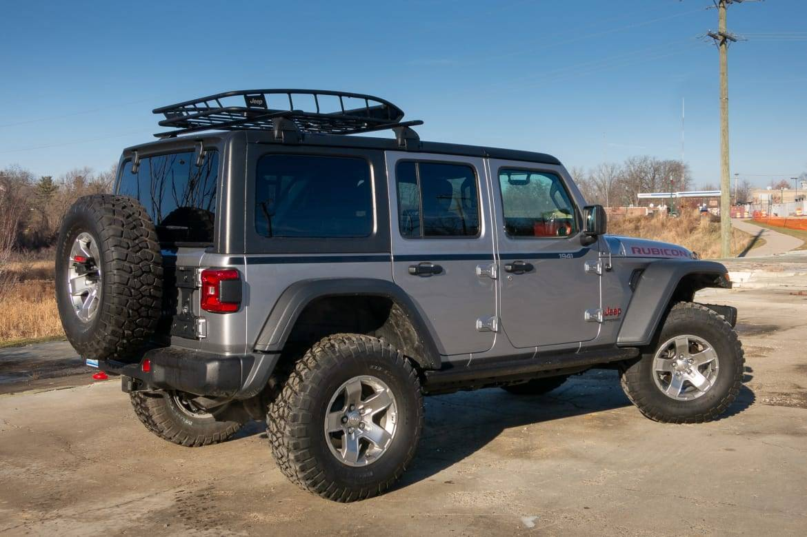 5 Things To Know For Living With A Modified Jeep Wrangler News Cars Com