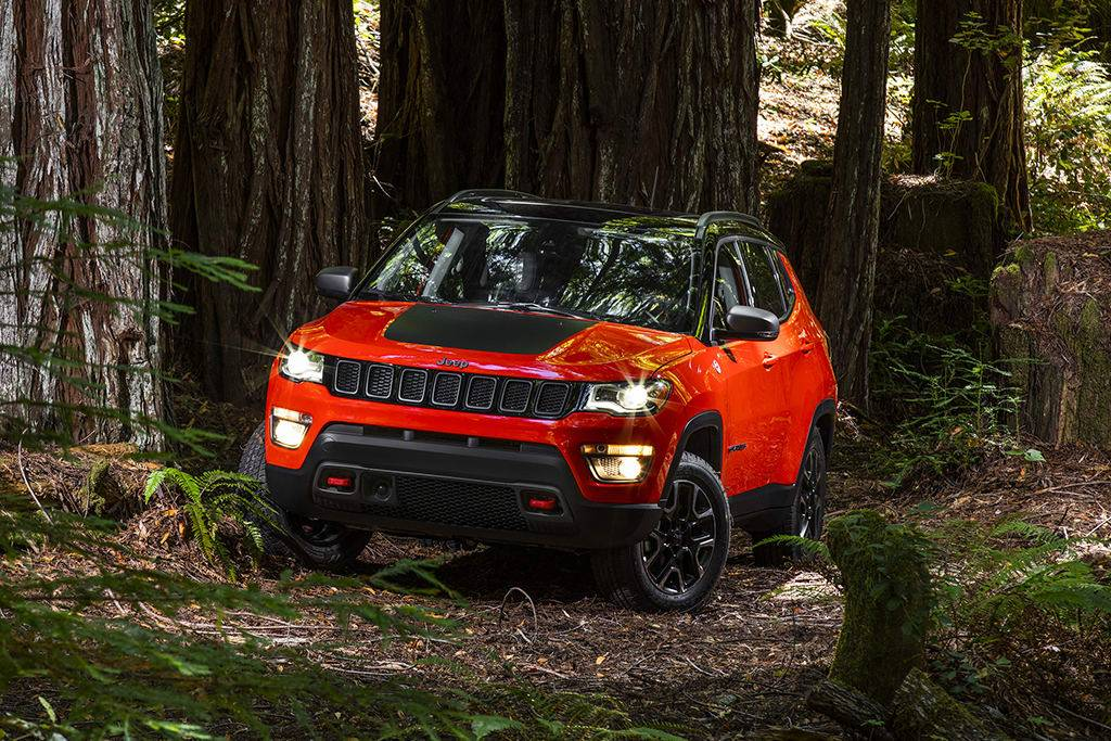 What Does It Cost to Fill Up a 2018 Jeep Compass?
