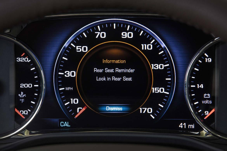 Child Car Heatstroke Deaths Spike in 2016