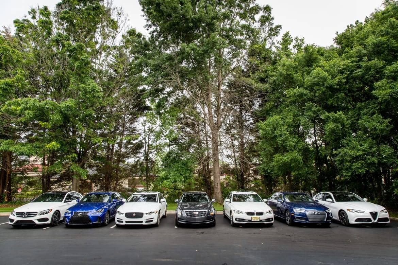 Luxury Sports Sedan Challenge: Is the BMW 3 Series Still Best?