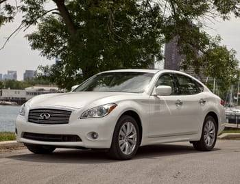 Our view: 2012 Infiniti M37