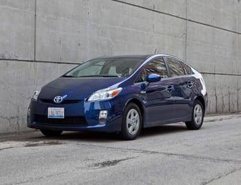Our view: 2011 Toyota Prius