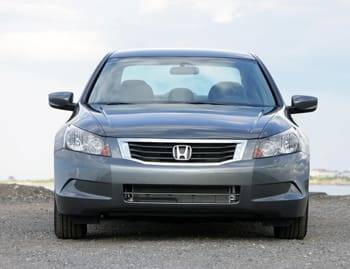 Our view: 2009 Honda Accord