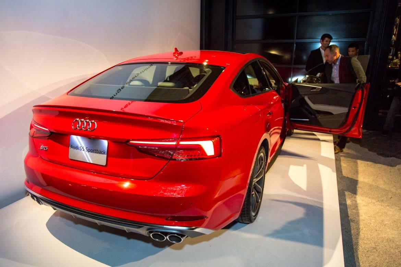 Kelebihan Audi S5 Sportback 2018 Top Model Tahun Ini