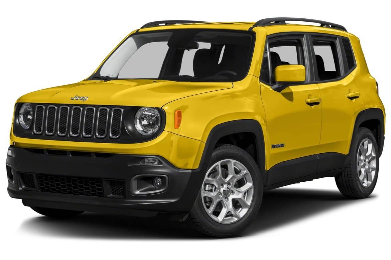 2015 Jeep Renegade Lug Nut Issue
