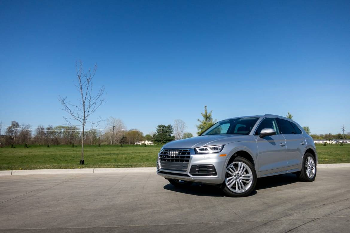 2018 Audi Q5: Our View
