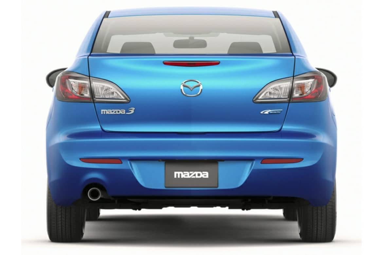 Recall Alert: 580,000 Mazda Cars, Minivans, SUVs