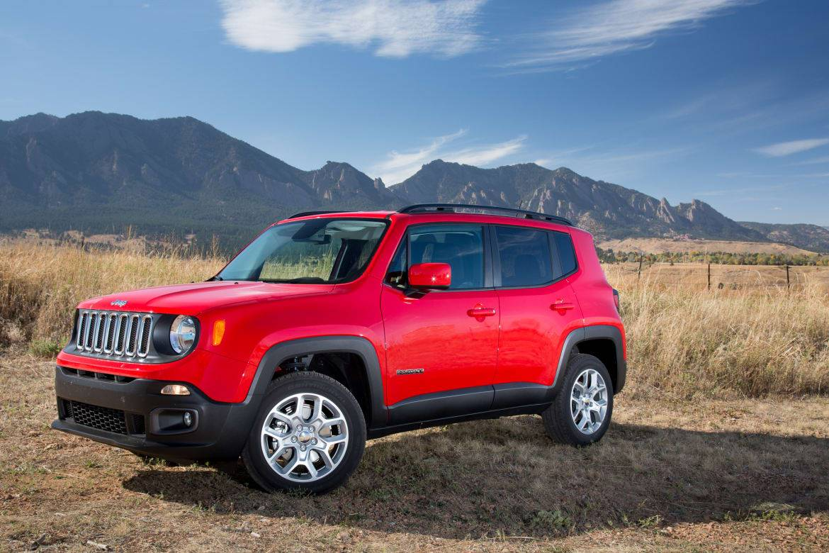 2015 Jeep Renegade Photo Gallery