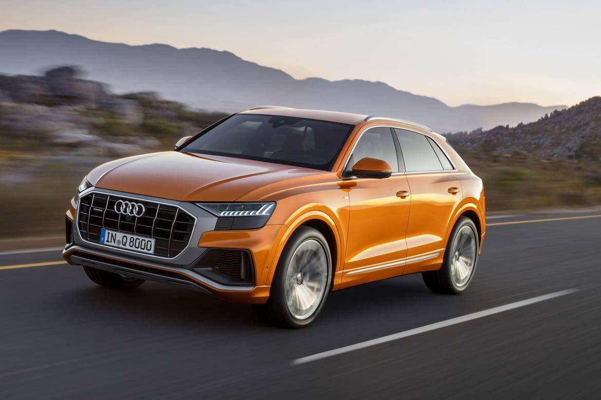 5-Star Cars: Audi Q8, Lincoln Nautilus Among Newest Crash-Test Champs