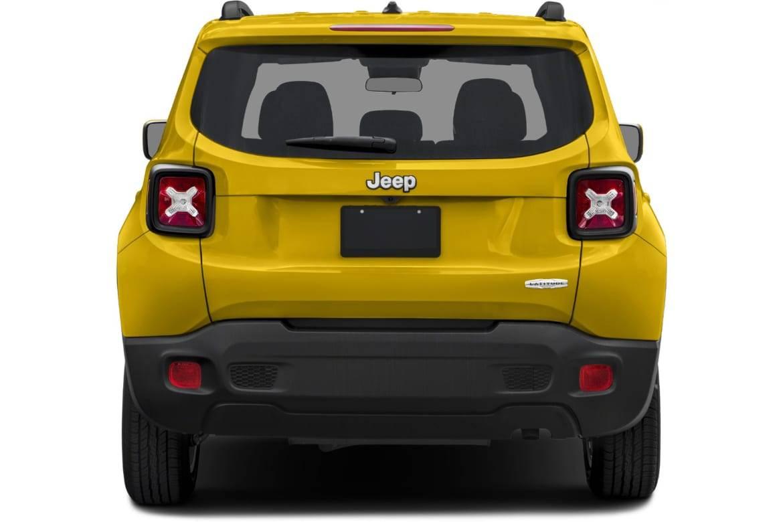 Recall Alert: 2015-2016 Jeep Renegade