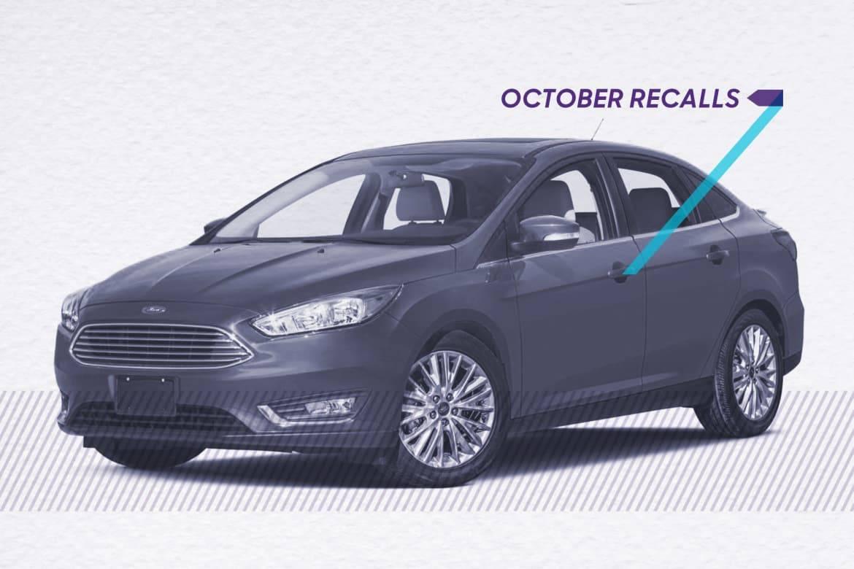 Recall Recap: The 5 Biggest Recalls in October