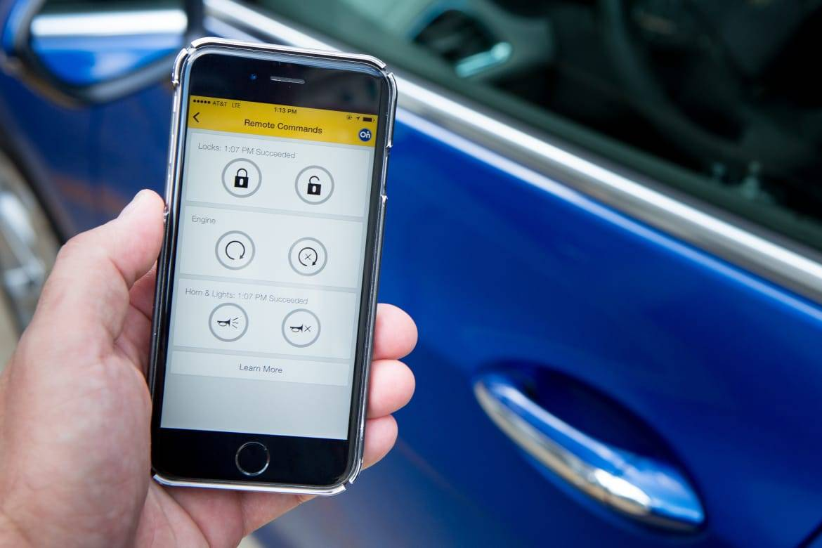 Five Cool Things You Can Do With The Mychevrolet Phone App News