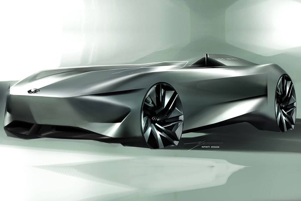 To Infiniti and Beyond! New Concept Portends Electrified Future