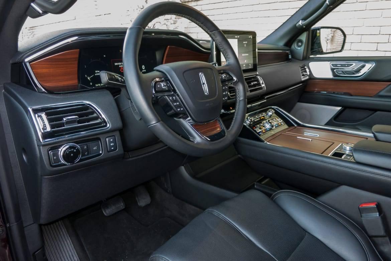 Do You Really Need The Lincoln Navigator S Black Label Trim News Cars Com