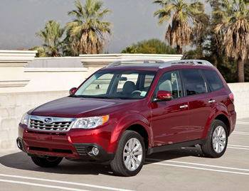 Our view: 2011 Subaru Forester