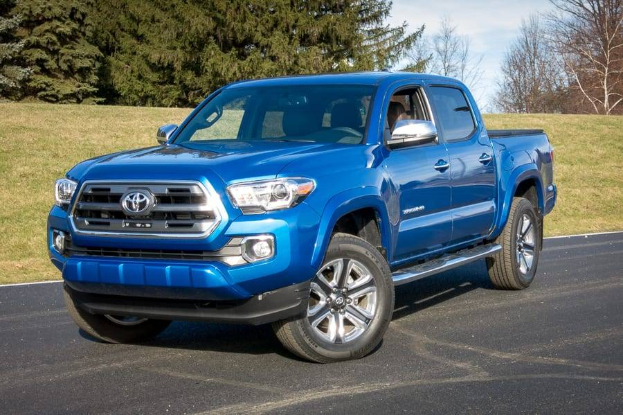 Our view: 2016 Toyota Tacoma