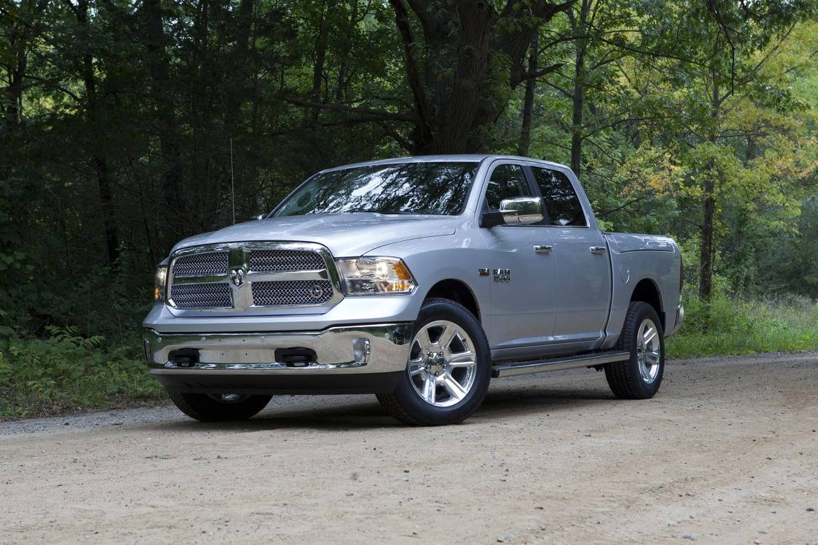 2015-2017 Ram 1500, 2500, 3500 Recalled for Tailgate Trouble