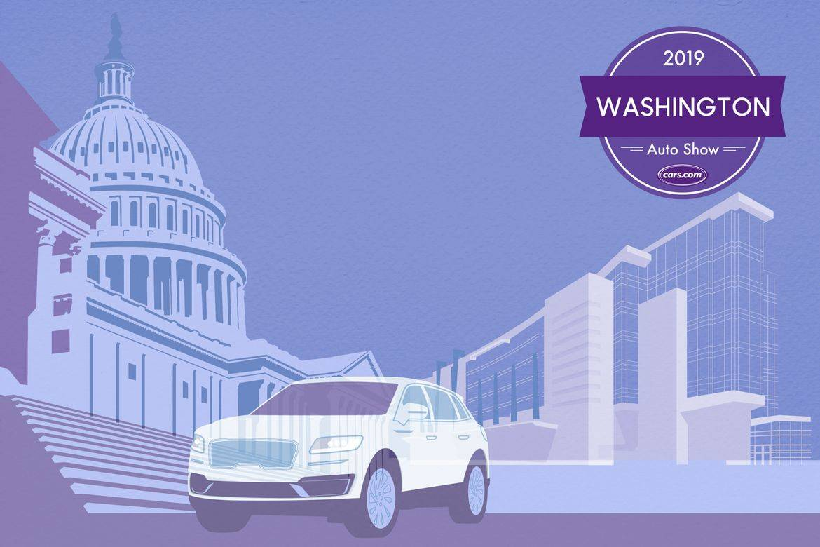 2019 Washington Auto Show: 6 Things You Can't Miss