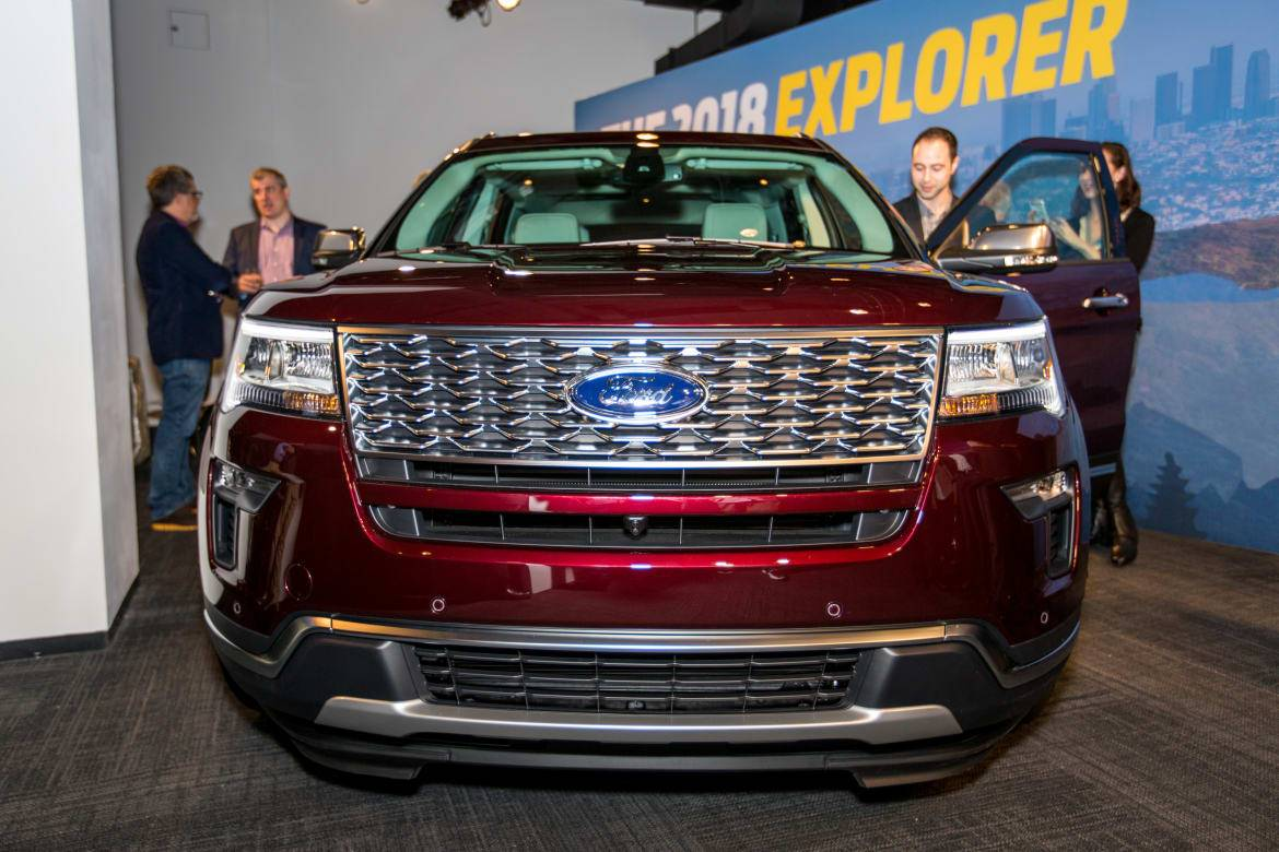 How Much Does It Cost to Fill Up a 2018 Ford Explorer?
