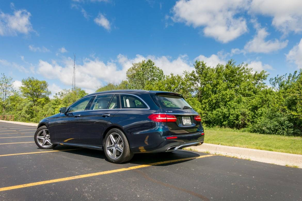 5 Reasons Why Your Next Mercedes-Benz Should Be the E400 Wagon