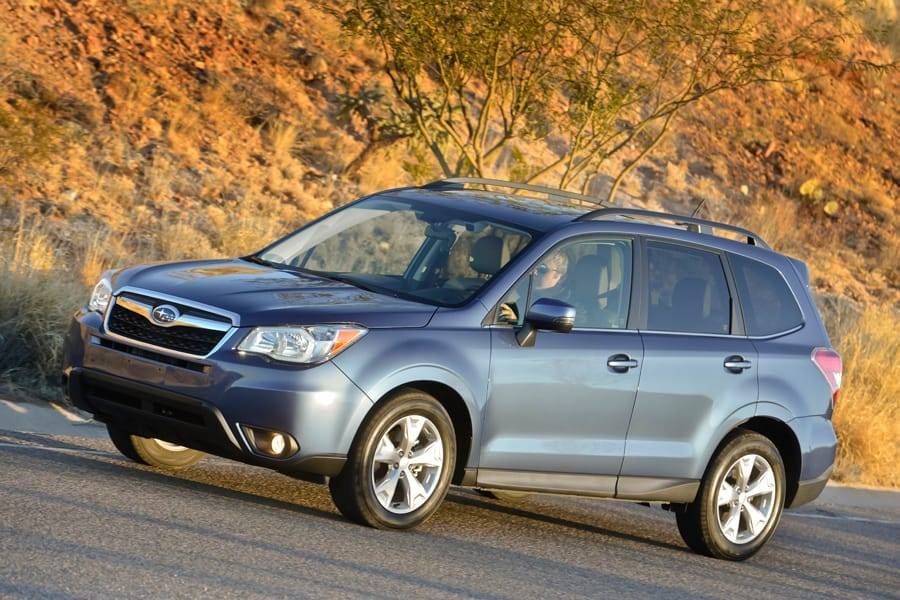 Our view: 2015 Subaru Forester