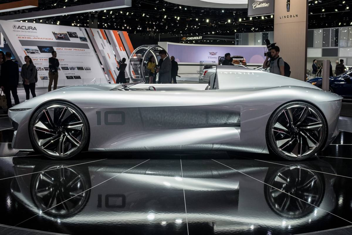 10 Biggest News Stories of the Week: L.A. Concept Cars Crush Competition