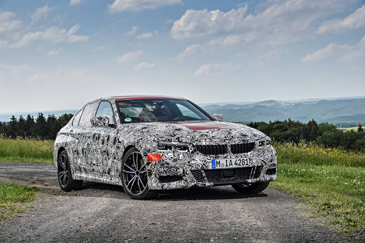 4 Things BMW Just Revealed About the Next 3 Series