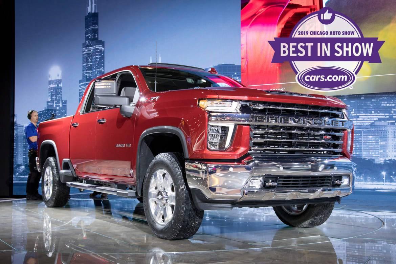 2019 Chicago Auto Show: Best in Show