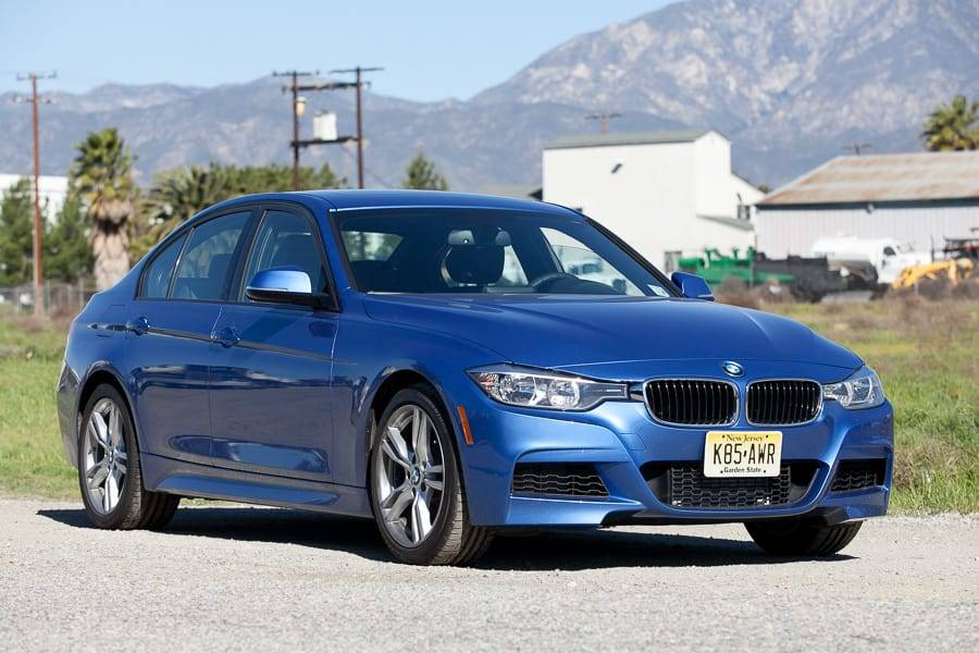 Our view: 2013 BMW 328