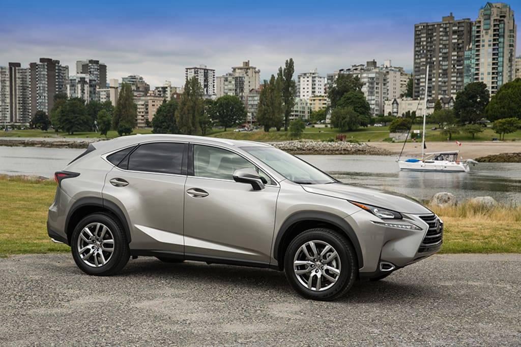 2017 Lexus Nx What S Changed News Cars Com