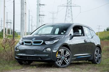 Our view: 2015 BMW i3