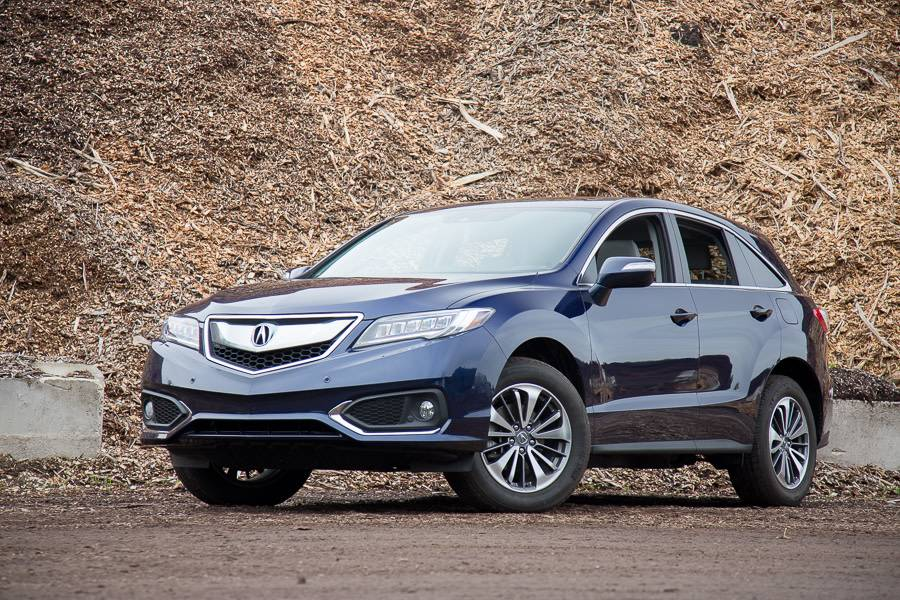 2017 Acura RDX: Our View