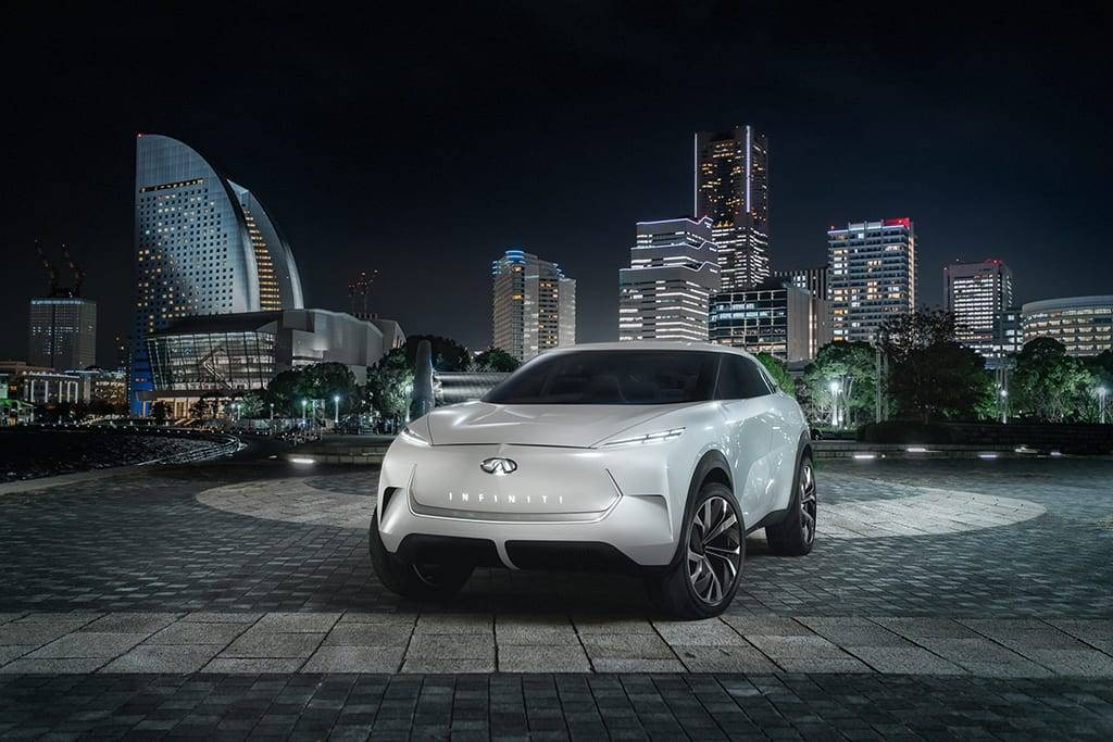Infiniti Aims to Inspire With QX Inspiration Concept in Detroit