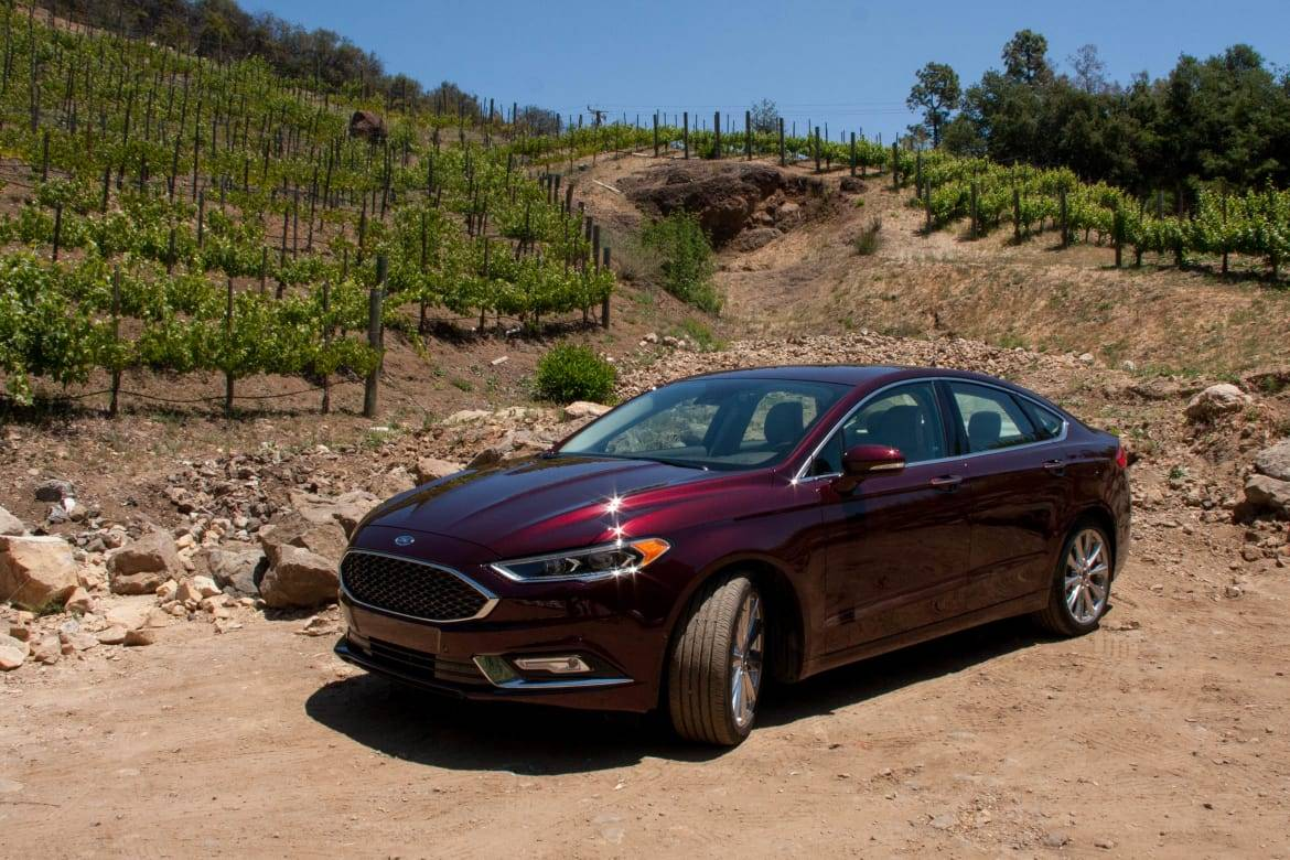 Better Value: 2017 Ford Fusion or 2017 Lincoln MKZ?