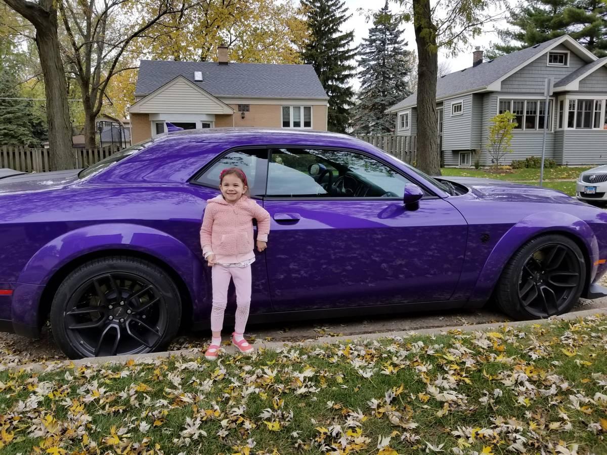 Grandma Got Bowled Over By A Hellcat 2019 Dodge Challenger Srt Hellcat Redeye News Cars Com