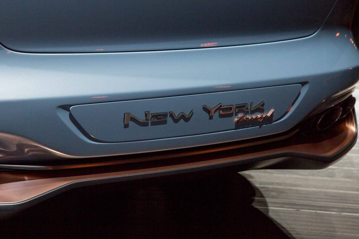2016 New York Auto Show What You Missed: Day Two