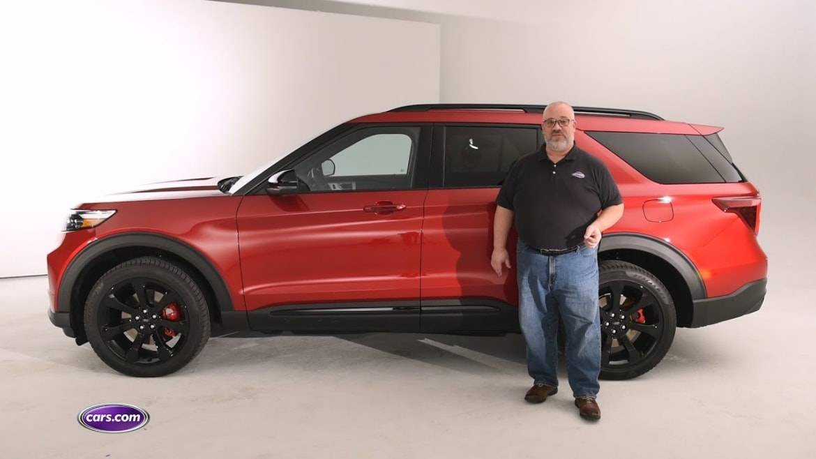 2020 Ford Explorer ST Video: The Fastest SUV Under $60K?
